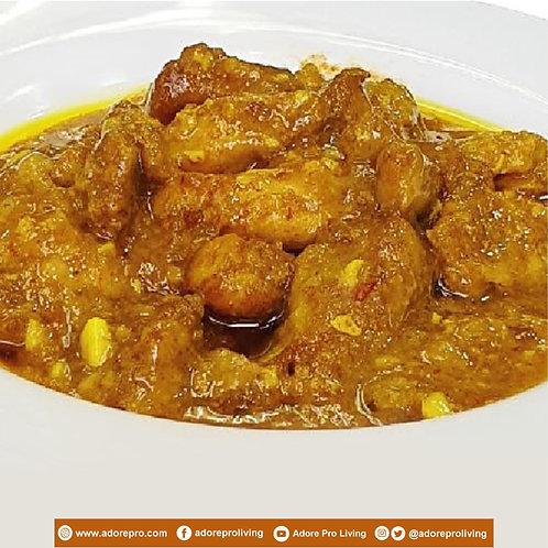 Frozen Malaysian Curry Chicken / 400G