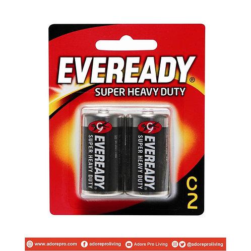 Eveready Super Heavy Duty / C