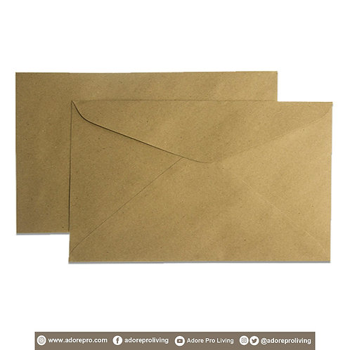 Document Envelope 200LBS Brown Legal / 10 pack