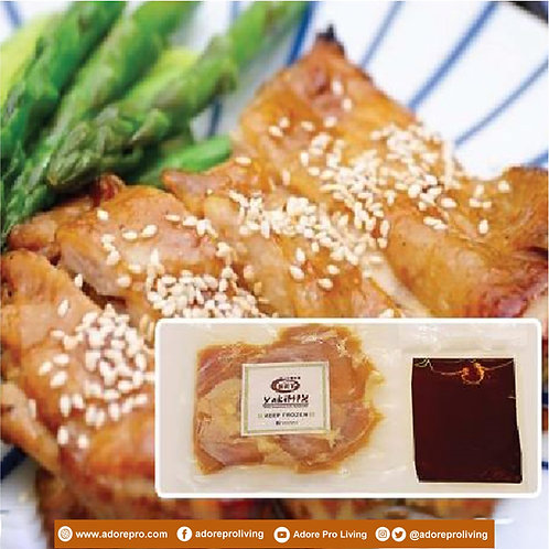 Frozen Teriyaki Boneless Chicken / 300G