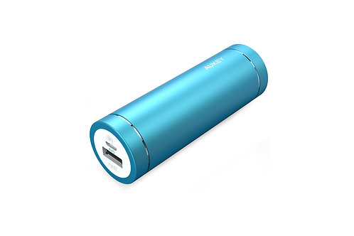 Aukey Mini Lipstick Power Bank (5000mAh)