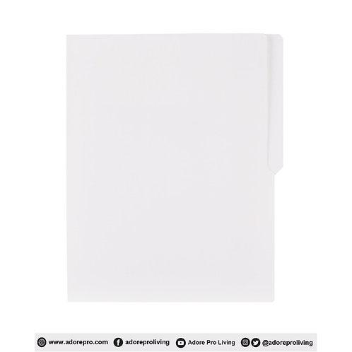 Cupstock Folder / 14 Pts / Letter