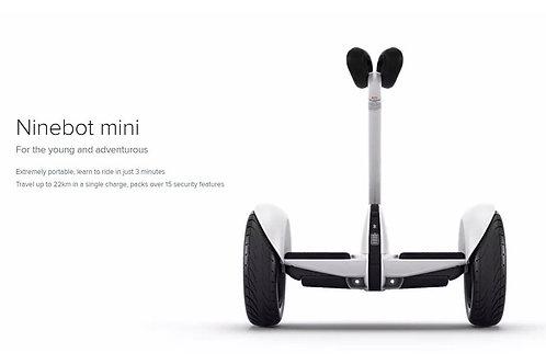 Mi Ninebot & Segway Mini Scooter w/ Free Helmet