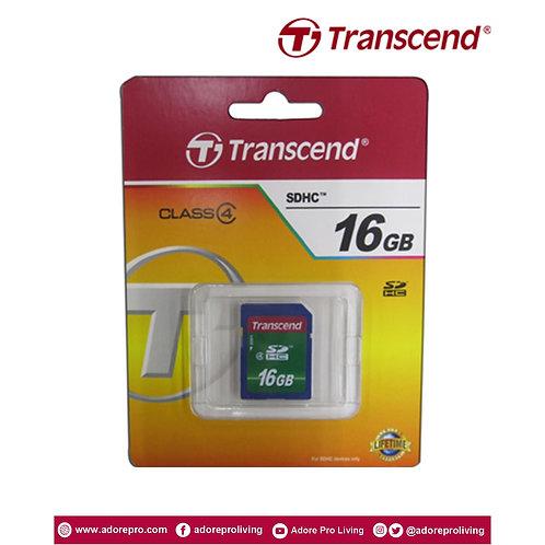 Transcend Secure Digital Card / 16GB