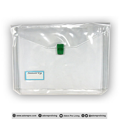 Thick Plastic Envelope / Legal