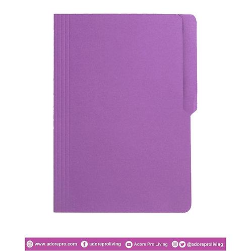 Colored Folder / 11 Pts / Legal / Violet