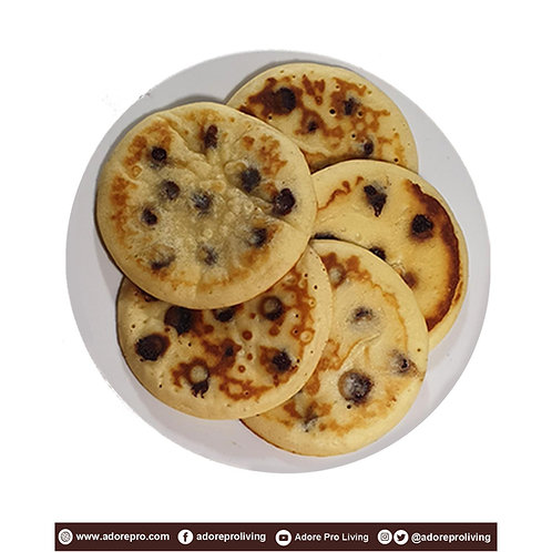 U.S. Chocolate Chips Pancake