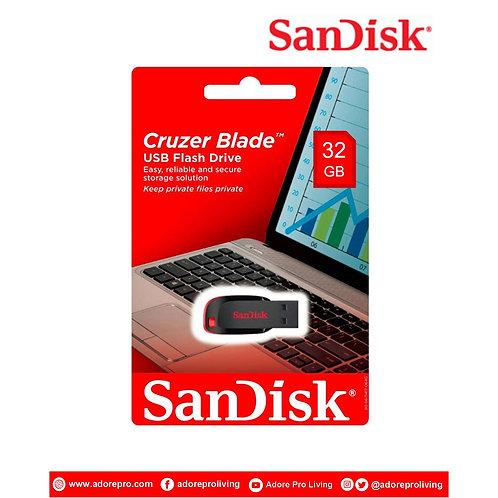 Sandisk USB Cruzer Blade 2.0 / 32GB