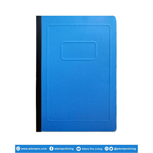 Morroco Folder with Slide / Short / Blue