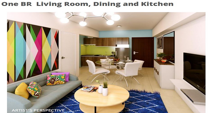 5. Avida Towers Turf Bonifacio Global City (BGC) - Unit 2109