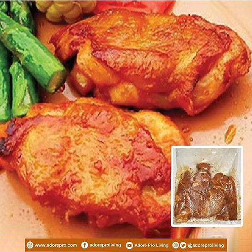 Frozen Spicy Boneless Chicken / 300G