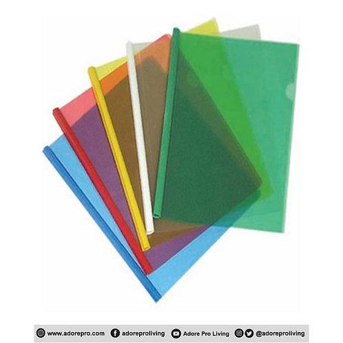 Plastic Sliding Folder / Legal