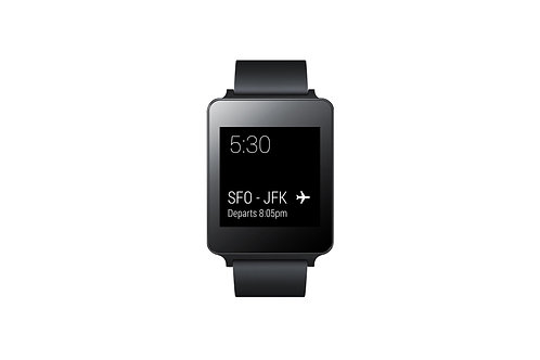 LG G Watch W100 Android Wear