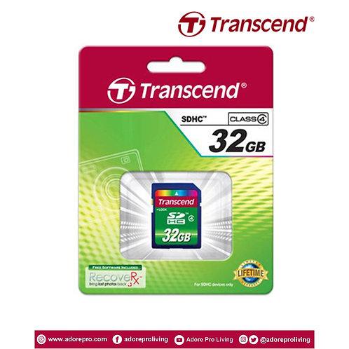 Transcend Secure Digital Card / 32GB