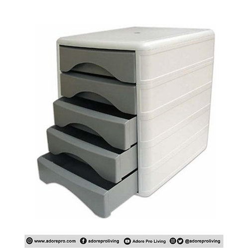 DR-505 Multi-Function Data Case 5-Drawers
