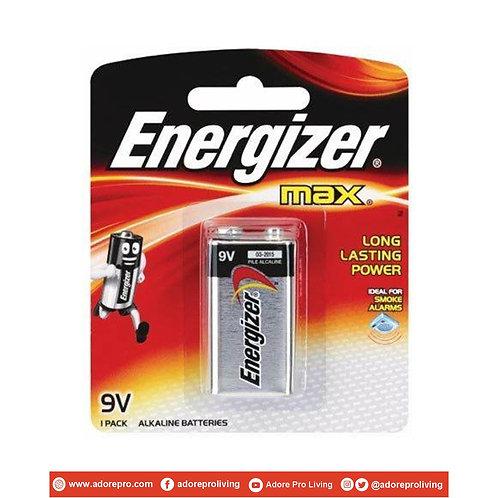 Energizer Max Battery / 9V
