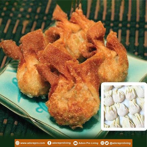 Frozen Shrimp & Pork Wanton  / 10 pcs per pack
