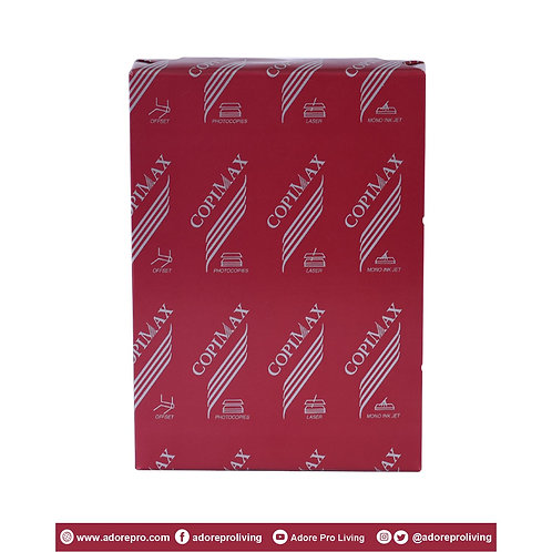COPIMAX Copy Paper / Laser // 80 Gsm / S-24 / Long / White