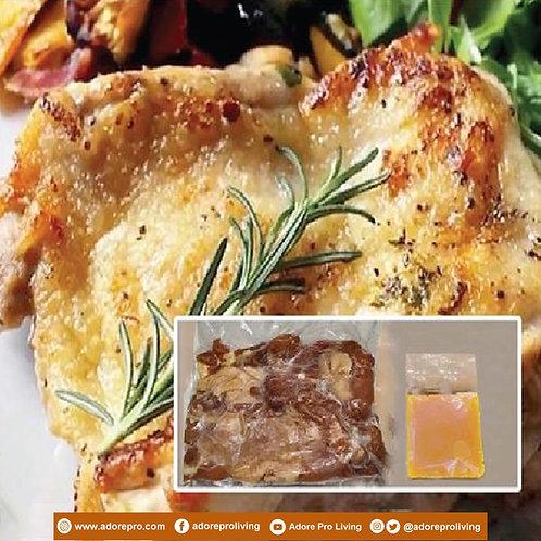 Frozen Honey Garlic Boneless Chicken / 300G