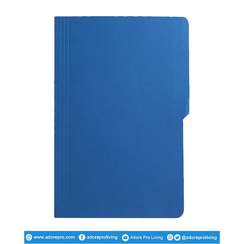 Colored Folder / 11 Pts / Legal / Blue