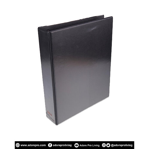 "Ring Binder / 102D325 / A4 / 2"" inches / Black"