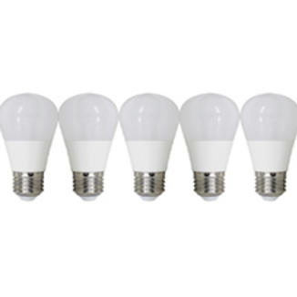 GES LED Residential Bulbs HECM - 1WL (Set of 5)