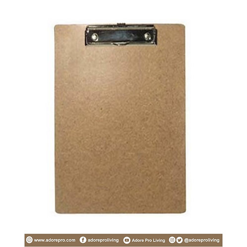 Wooden Clipboard Lawanit / Legal