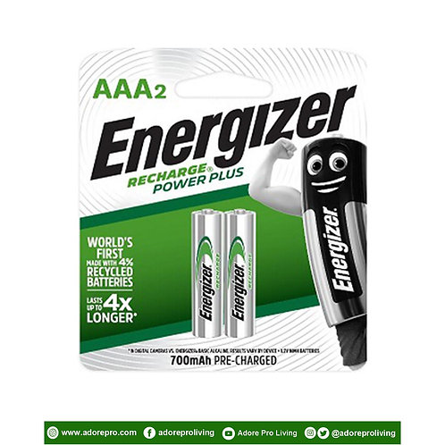 Energizer Rechargeable Battery / AAA
