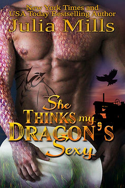 She Thinks my Dragons Sexy EBOOK 8242018