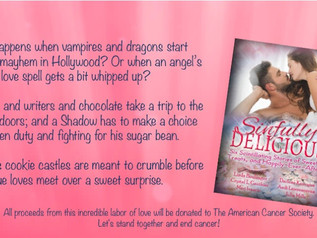 Who wants to read a NEW DRAGON GUARD STORY & HELP the American Cancer Society?