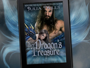 Enter To Win a F*R*E*E* Copy of HER DRAGON'S TREASURE!