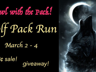The Wolf Pack Run Is Heading Your Way!