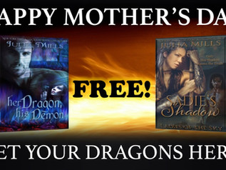 HAPPY MOTHER'S DAY! 2 FREE DRAGONS!
