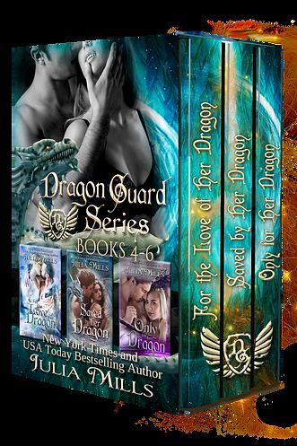 Dragon Guard Series 4 5 6 3D Transparent