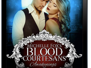 Take a BITE outta 12 Brand New Blood Courtesan Stories!