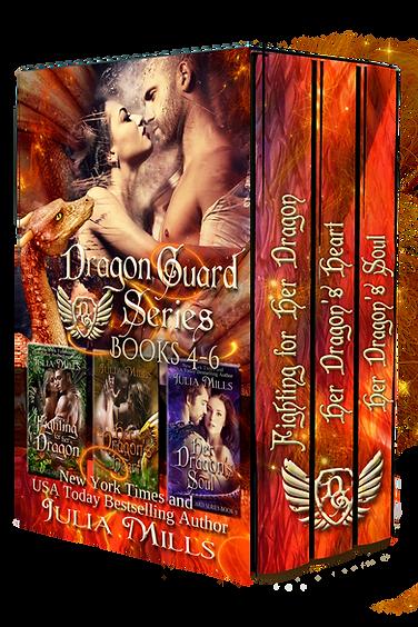Dragon Guard Series 7 8 9 3D Transparent