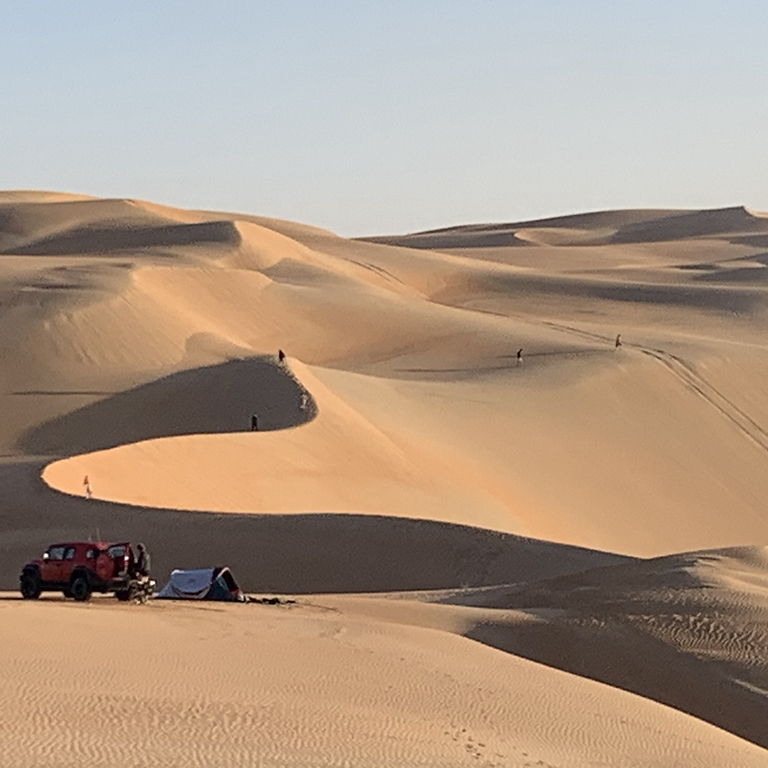 Wüsten Oasen Zeit