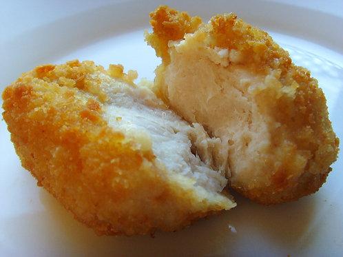 Hausgemachte Chicken-Nuggets