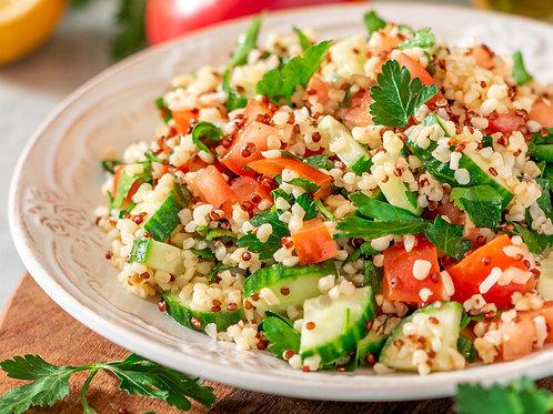 Salat türkischer Art
