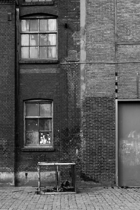 Industriele fotografie