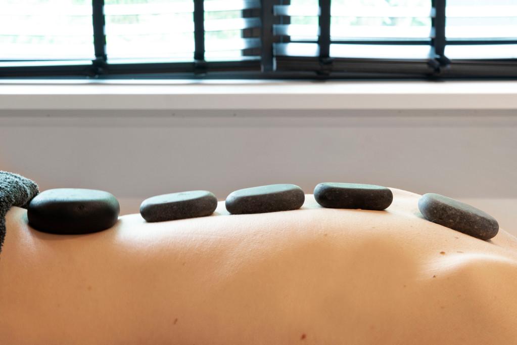 Bedrijfsfotografie massage