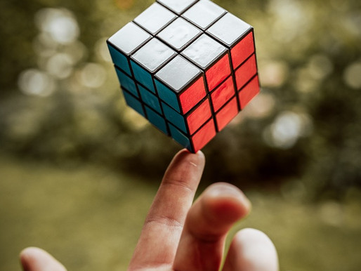 Il numero di Dio: in quante mosse si risolve il cubo di Rubik?