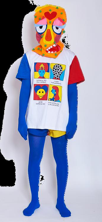 Camiseta Amor Próprio