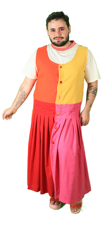 Vestido Dadu