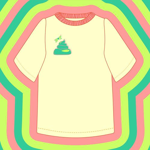 Camiseta Bela bosta