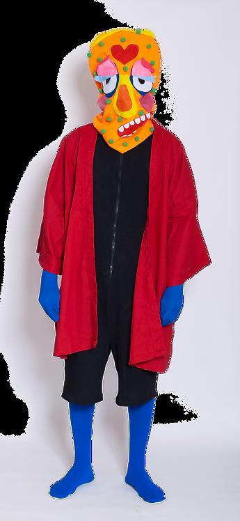 Super kimono para monstros