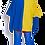 Thumbnail: Camisa Morcega Colorida