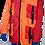 Thumbnail: Corta vento coral e laranja neon