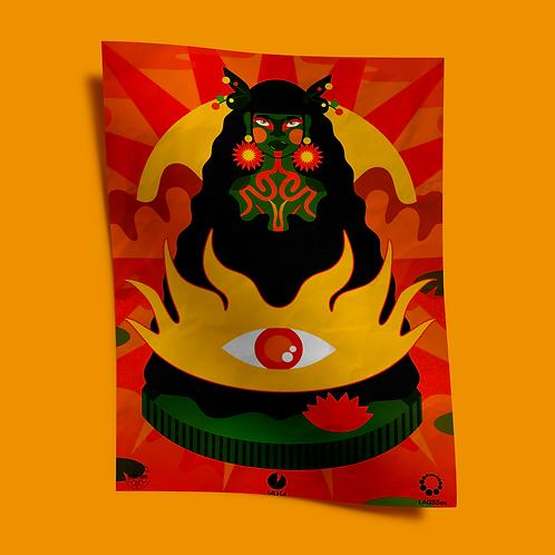 Ilustração Vênus