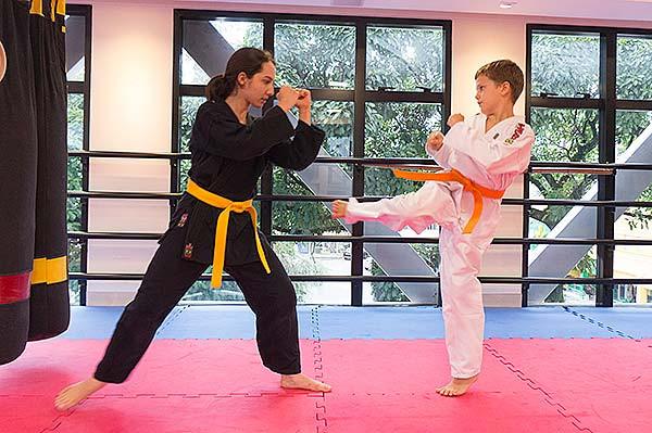 Defesa pessoal para todas as idades